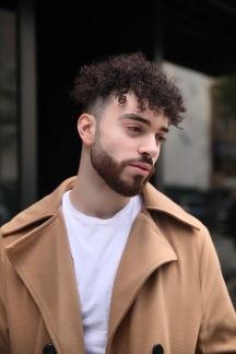 Latitude Talent Male Model Anes