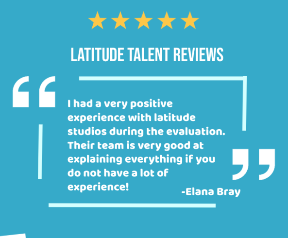 I had a very positive experience with latitude studios during the evaluation. Their team is very good at explaining everything if you do not have a lot of experience!
